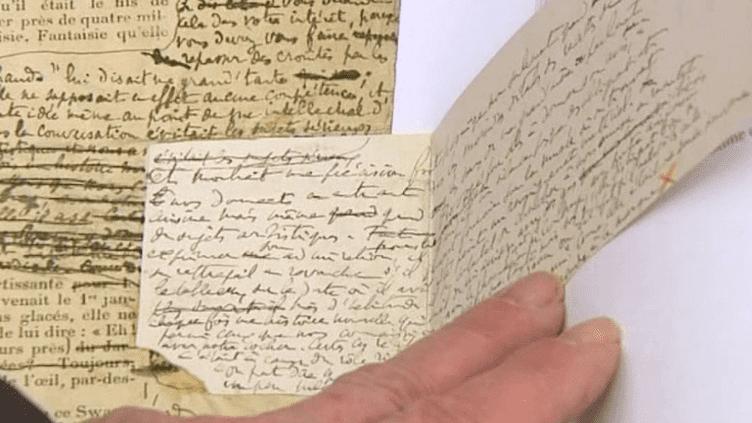 """Chartres retrouve toute sa place dans """"Du côté de chez Swann""""  (France 3 Culturebox)"""