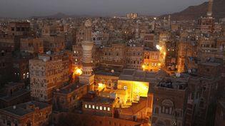 Vue de la vieille ville de Sanaa (Yemen), le 23 janvier 2012. (KHALED ABDULLAH / REUTERS)