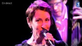 """Stacey Kent en live avec """"Les eaux de mars""""  (Culturebox)"""