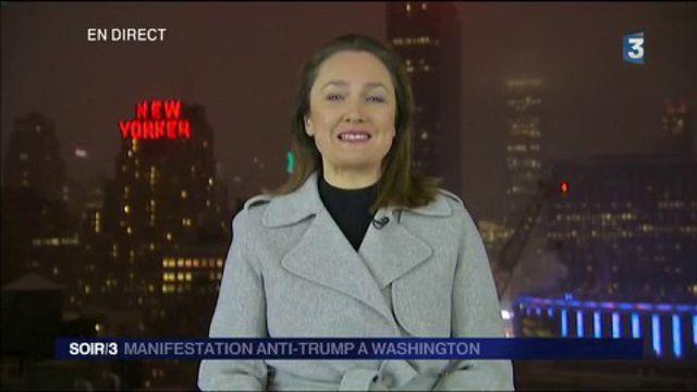 États-Unis : les manifestations anti-Trump se multiplient à Washington