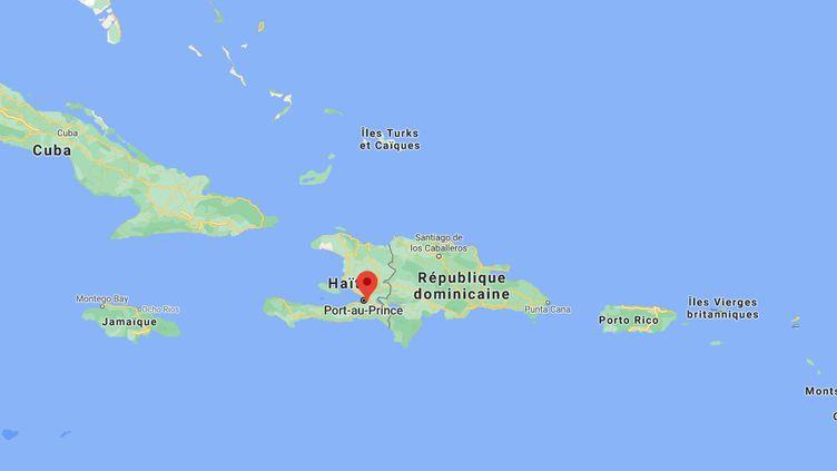 L'enlèvement des religieux s'est déroulé à la Croix des Bouquets, à Haïti. (DR)