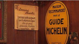 Feuilleton : dans les cuisines de l'Histoire (4/5) CAPTURE. (FRANCE 2)