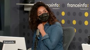 Lola Dewaere, comédienne. (FRANCEINFO / RADIO FRANCE)