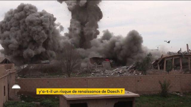 Les jihadistes de Daech libérés grâce à la Turquie ?