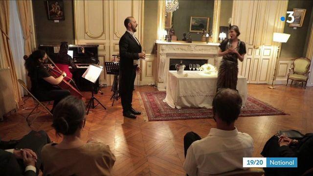 Musique : un opéra immersif devant une poignée de privilégiés