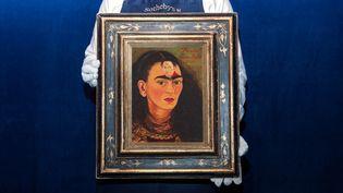 Autoportrait de Frida Kahlo, Diego y yo (Diego et moi). (HANDOUT / SOTHEBY'S)