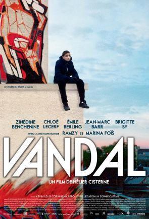 """L'affiche de """"Vandal"""""""