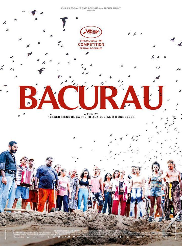 L'affiche de Bacurau deKleber Mendonça Filho et Juliano Dornelles (SBS Distribution)