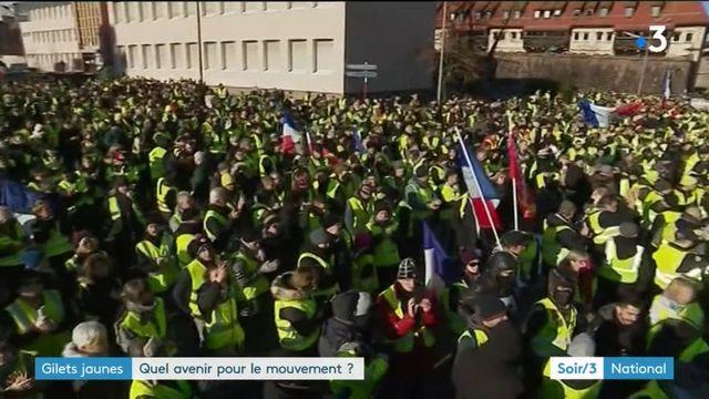 """""""Gilets jaunes"""" : quel avenir pour le mouvement ?"""