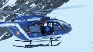 Les deux avalanches onttouché la station de ski de Val d'Isère, mardi 5 janvier, au matin. (JEAN ISENMANN / ONLY FRANCE)