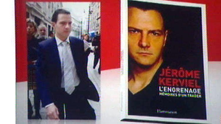 Jérôme Kerviel sera jugé notamment pour abus de confiance, faux et usage de faux. (France 2)