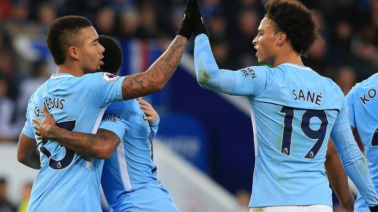 10e victoire consécutive pour Manchester City