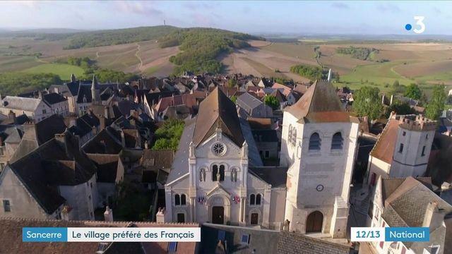 Cher : Sancerre, le village préféré des Français