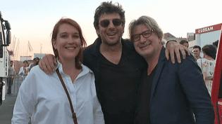 Patrick Bruel, un habitué des Francofolies de La Rochelle toujours bien reçu parFlorence Jeuxet Gérard Pont  (France 3 / Culturebox )