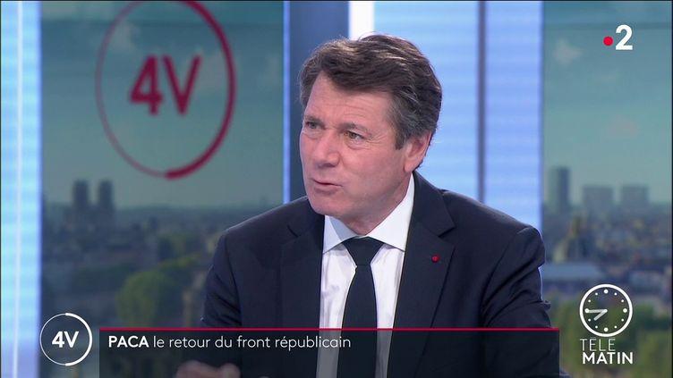 Christian Estrosi (France 2)