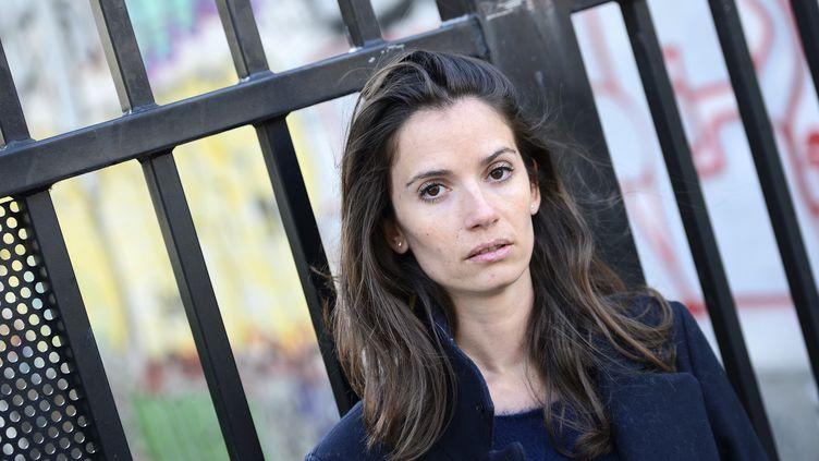 Anne-Cécile Mailfert, à Paris le 16 février 2015. (STEPHANE DE SAKUTIN / AFP)