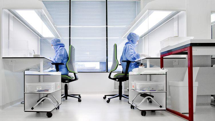 """Connaissance du coronavirus : """"La science avance"""", affirme un chercheur de Rennes. (SEBASTIEN JARRY / MAXPPP)"""