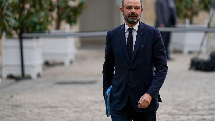 Le Premier ministre Edouard Philippe à Matignon à Paris, le 19 décembre 2019. (MARTIN BUREAU / AFP)
