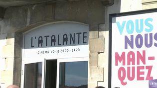 Culture : à Bayonne, le public se réunit pour soutenir son cinéma indépendant (FRANCE 3)