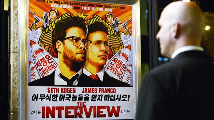 """(Sony avait renoncé cette semaine à sortir son film """"The interview"""" aux USA © Reuters-Kevork Djansezian)"""