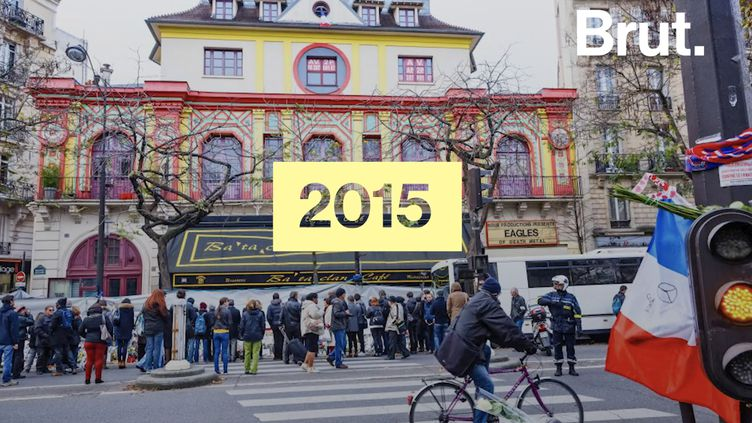 VIDEO. De 1986 à 2021 : retour sur 35 ans de législation antiterroriste (BRUT)