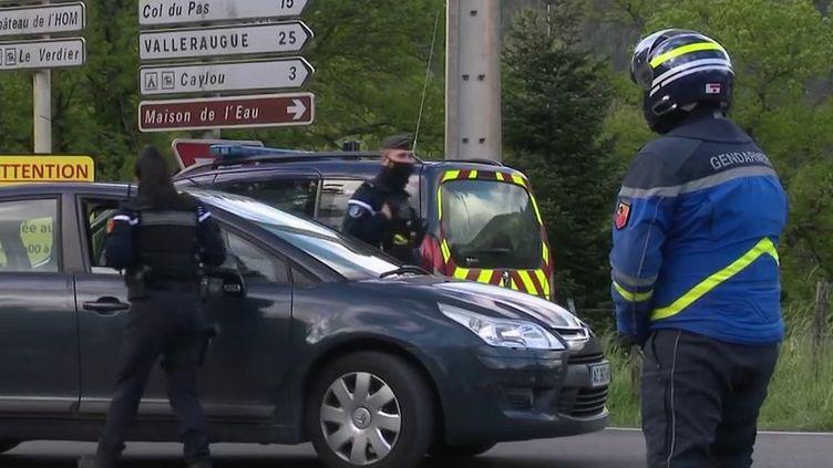 Double meurtre dans les Cévennes : quatrième jour de traque (France 3)