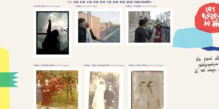 Les photos disponibles sur le site des Chercheurs de Midi  (France 3/Culturebox)