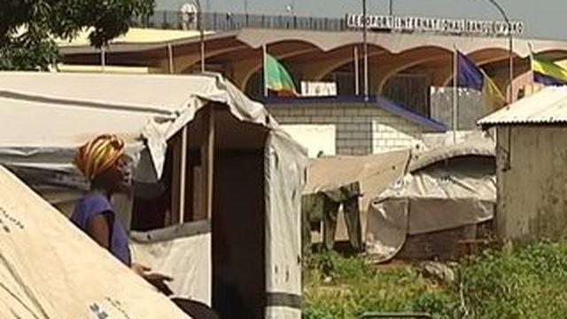 A Bangui, la colère monte contre les millitaires français