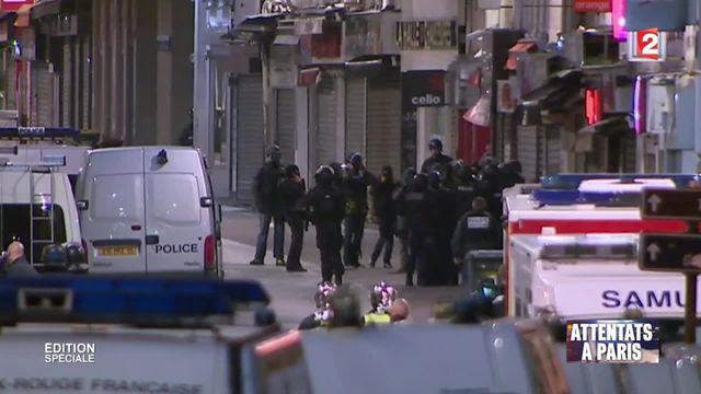 Le récit de l'opération anti-terroriste de Saint-Denis