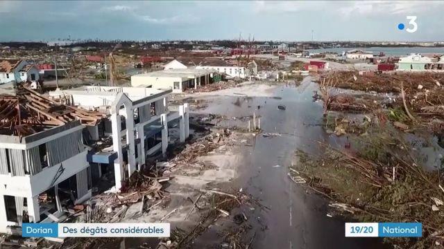 Dorian : les Bahamas ravagés par l'ouragan