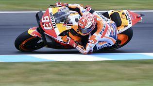 Marc Marquez (Honda) (WILLIAM WEST / AFP)
