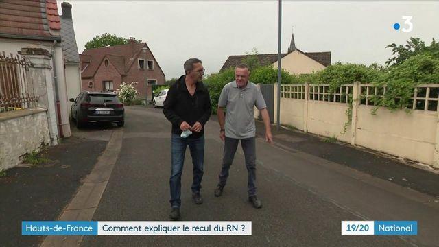 Elections régionales : comment expliquer le recul du Rassemblement national dans les Hauts-de-France ?