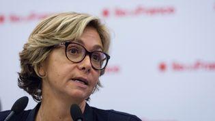 La présidente de la région Ile-de-France Valérie Pécresse reçoit le 4 octobre 2016 les champions olympiques et paralympiques. (JULIEN MATTIA / NURPHOTO)
