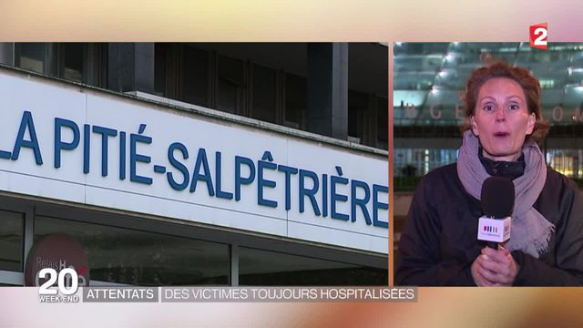 Attentats à Paris : 150 personnes toujours soignées