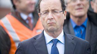 François Hollande en Corrèze, le 3 novembre 2011. (NOSSANT / SIPA)