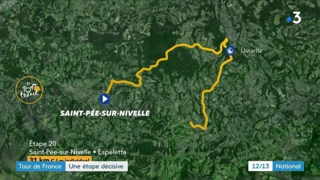 Tour de France : une étape décisive