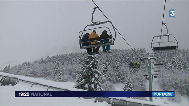 Avalanche : après les Pyrénées, l'alerte orange est déclarée en Savoie