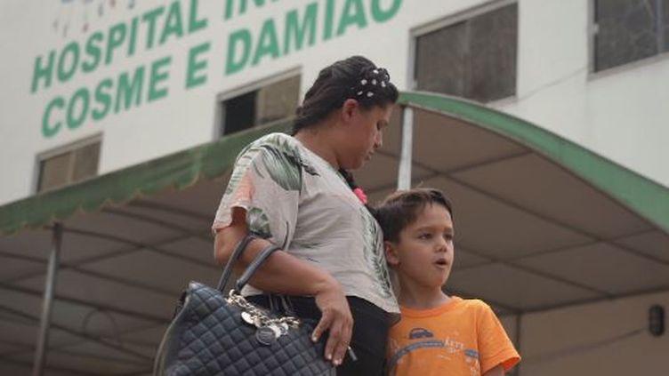 Les feux de l'Amazonie ont des conséquences sur la santé (France 24)