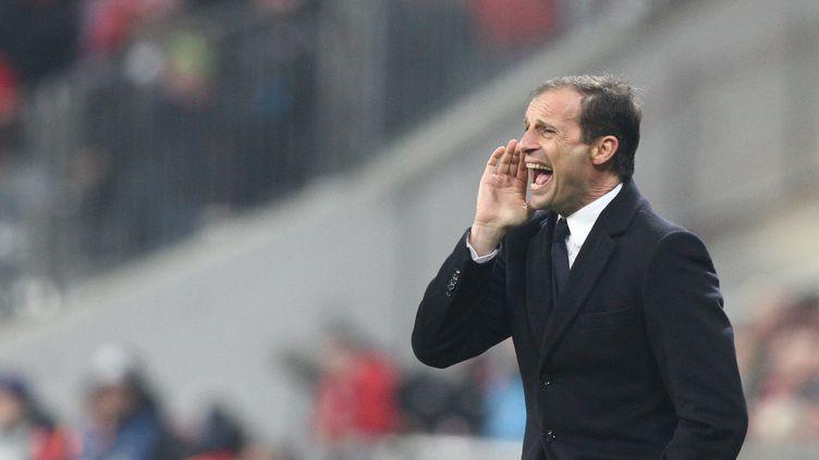 Massimiliano Allegri, l'entraîneur de la Juventus Turin (MATTEO BOTTANELLI / NURPHOTO)