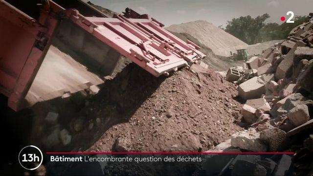 Bâtiment : l'encombrante question des déchets