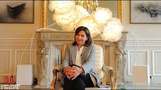 Anne Hidalgo (COMPLÉMENT D'ENQUÊTE/FRANCE 2)