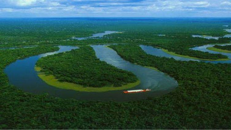 Boucles de l'Amazone. (DR)