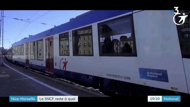 TER Marseille-Nice : la SNCF perd la ligne au profit de l'opérateur privé Transdev