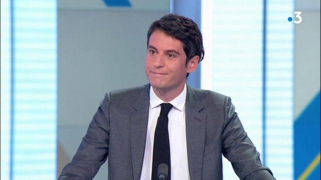 """Pêche à Jersey : pour Gabriel Attal, en matière de sanctions, """"tout est toujours possible"""""""