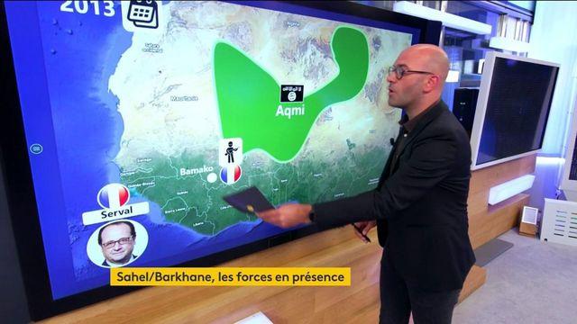 Opération Barkhane : le point sur la situation au Sahel et les forces en présence
