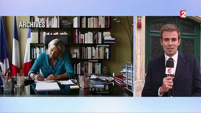 Présidentielle : comment Marine Le Pen se prépare au débat de ce soir