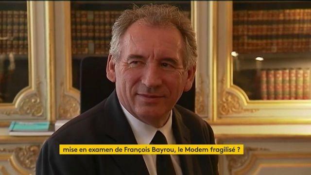 François Bayrou mis en examen : la fin de ses ambitions politiques ?