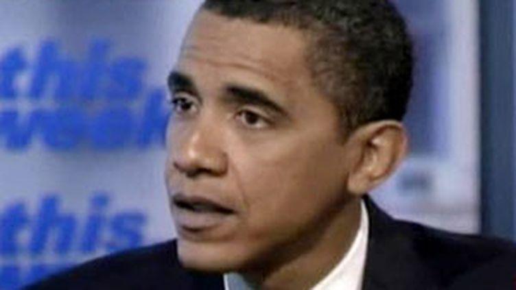 Barack Obama (© France 2)