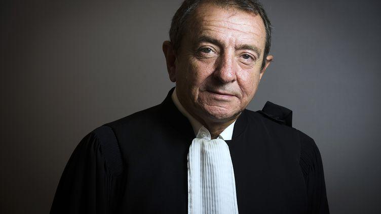 Patrick Maisonneuve,avocat de Bygmalion (JOEL SAGET / AFP)