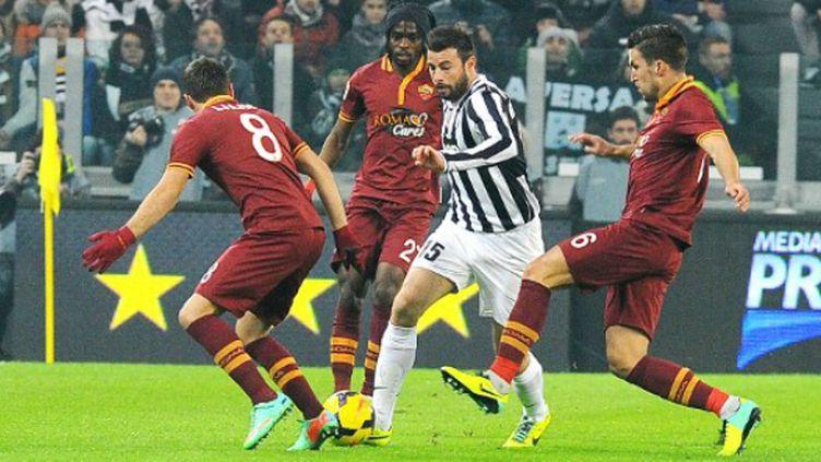 La Roma avait commencé 2014 sur une correction à Turin